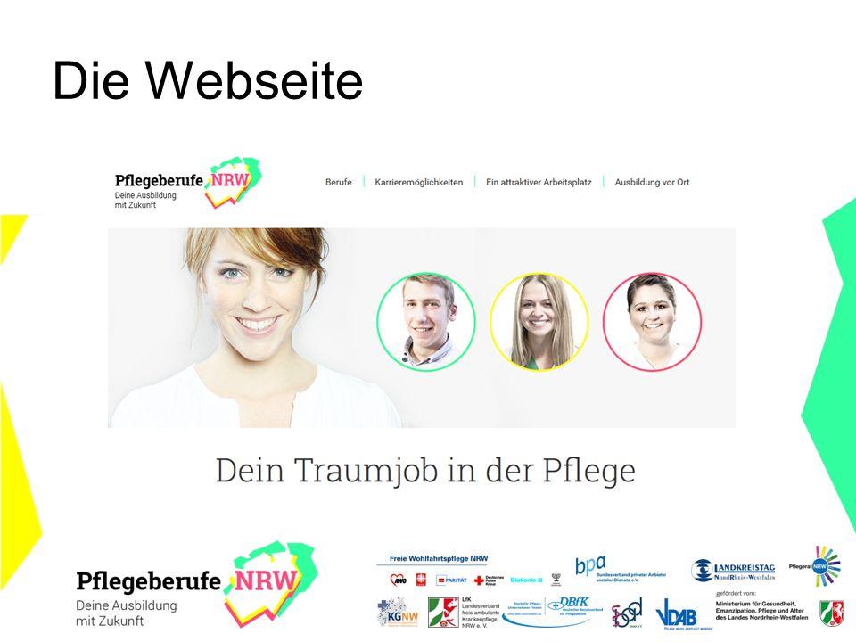 Die Webseite