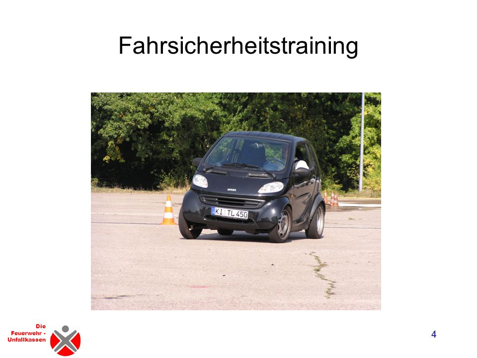 Fahrsicherheitstraining