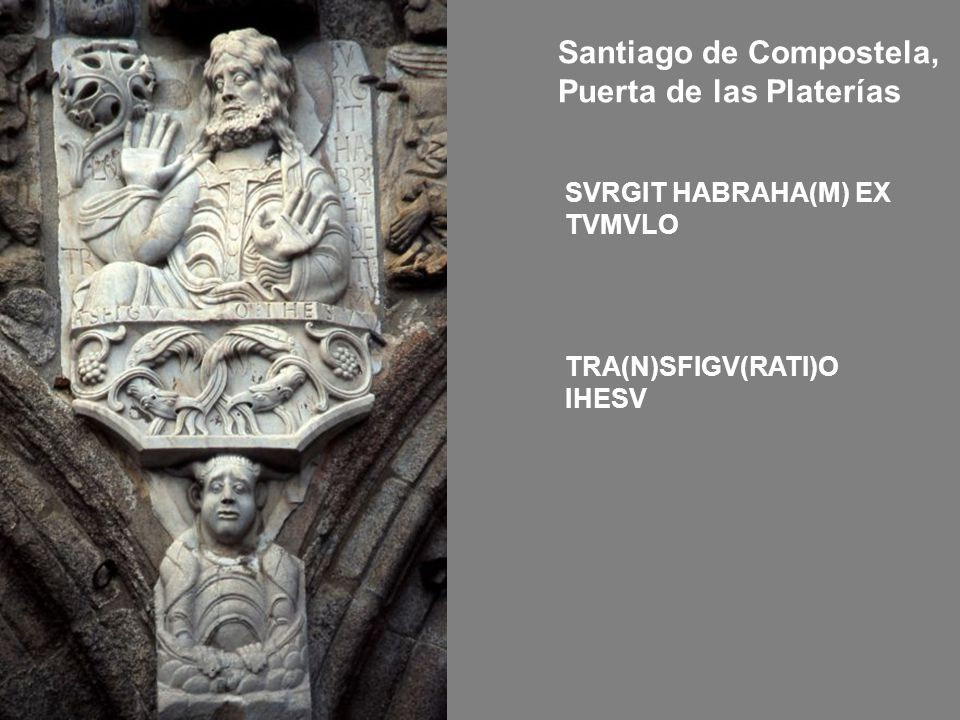 Santiago de Compostela, Puerta de las Platerías