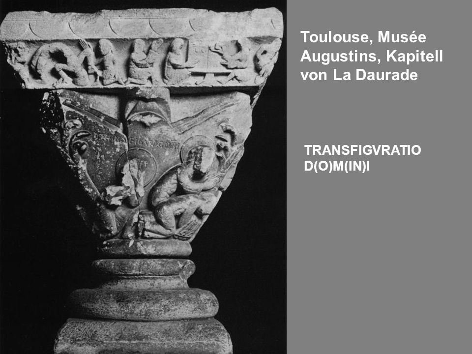 Toulouse, Musée Augustins, Kapitell von La Daurade