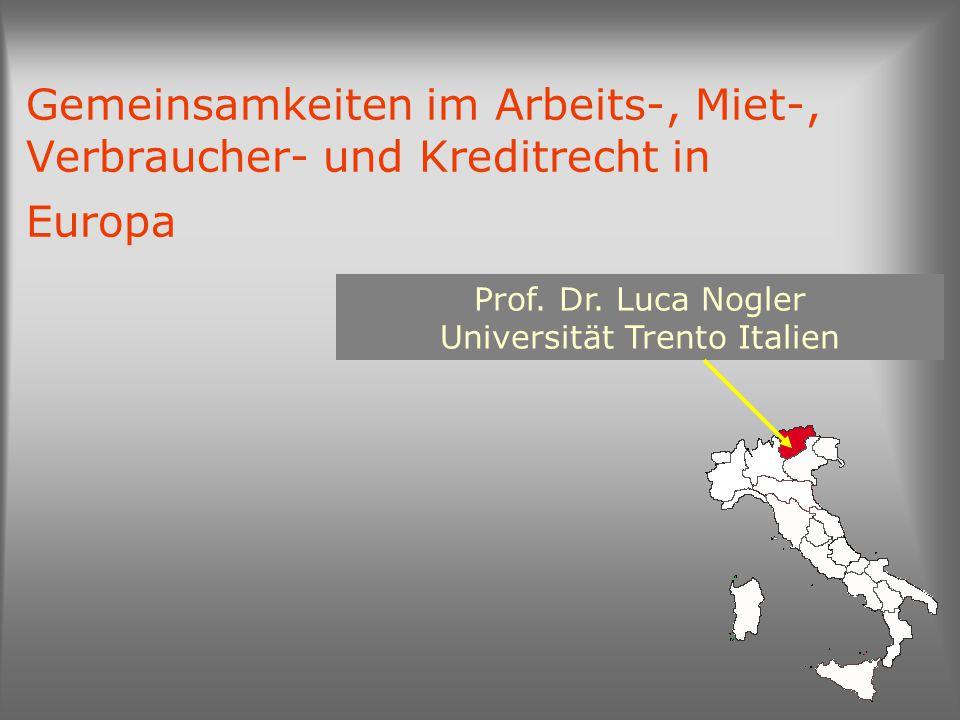 Universität Trento Italien