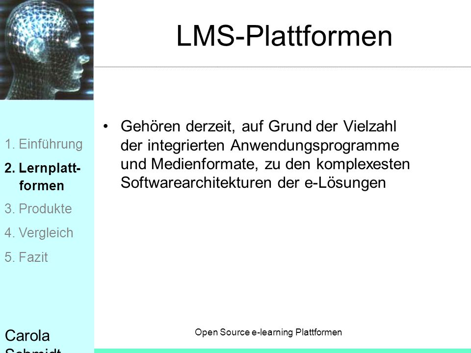 LMS-Plattformen