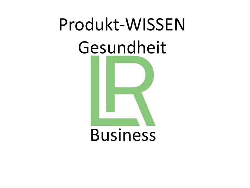 Produkt-WISSEN Gesundheit Business