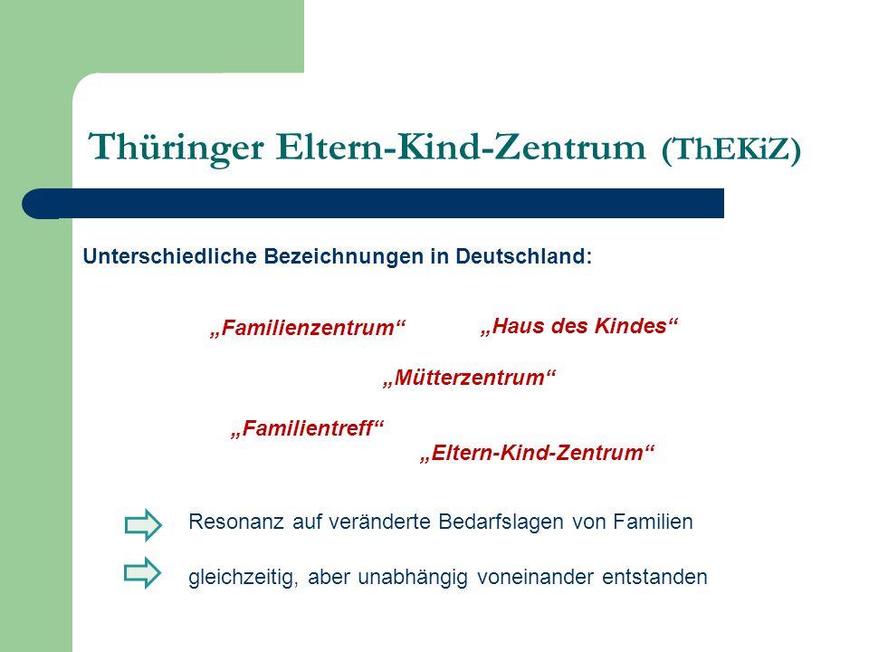 Thüringer Eltern-Kind-Zentrum (ThEKiZ)