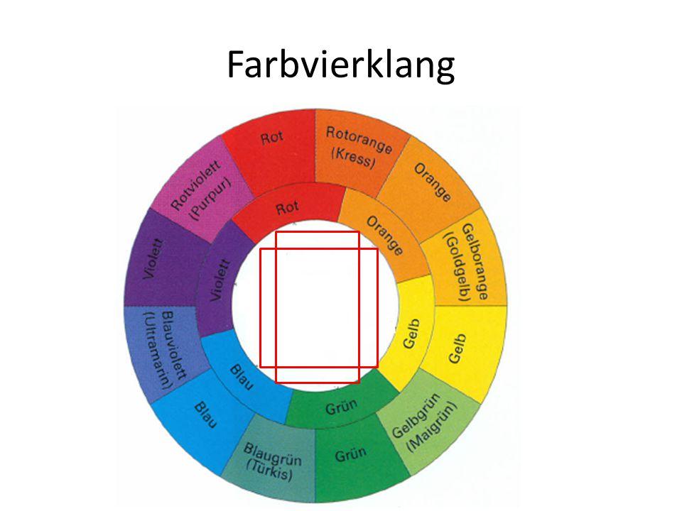 Farbvierklang