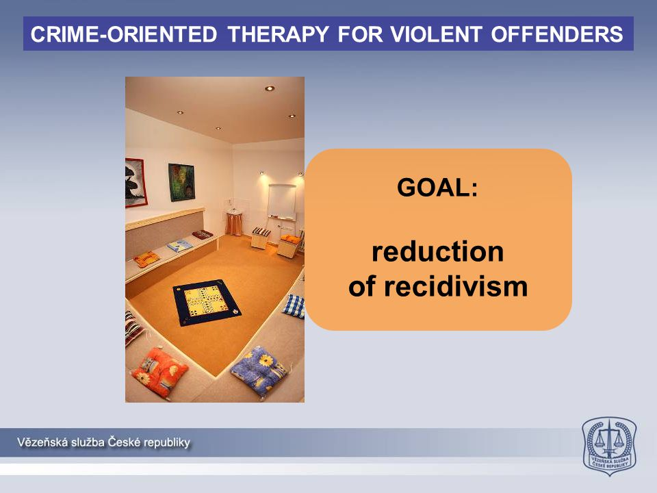 reduction of recidivism
