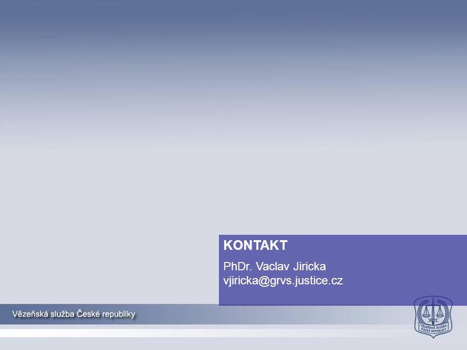 KONTAKT PhDr. Vaclav Jiricka vjiricka@grvs.justice.cz 56
