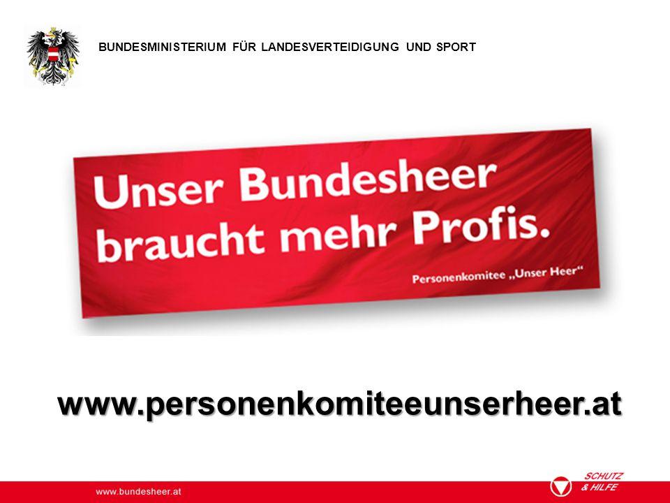22 www.personenkomiteeunserheer.at
