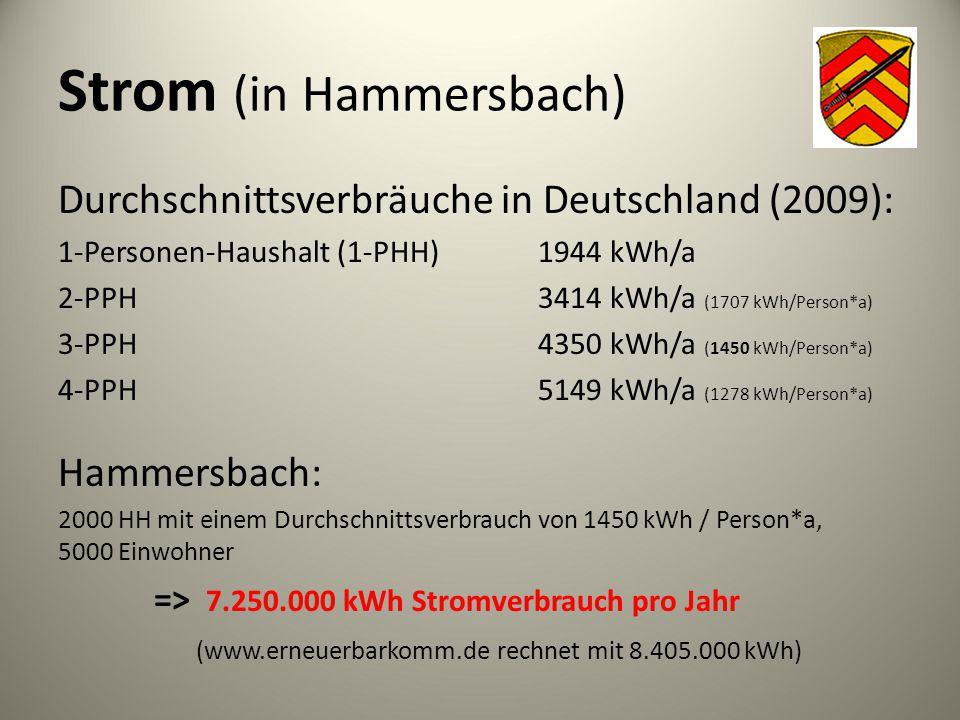 Strom (in Hammersbach)