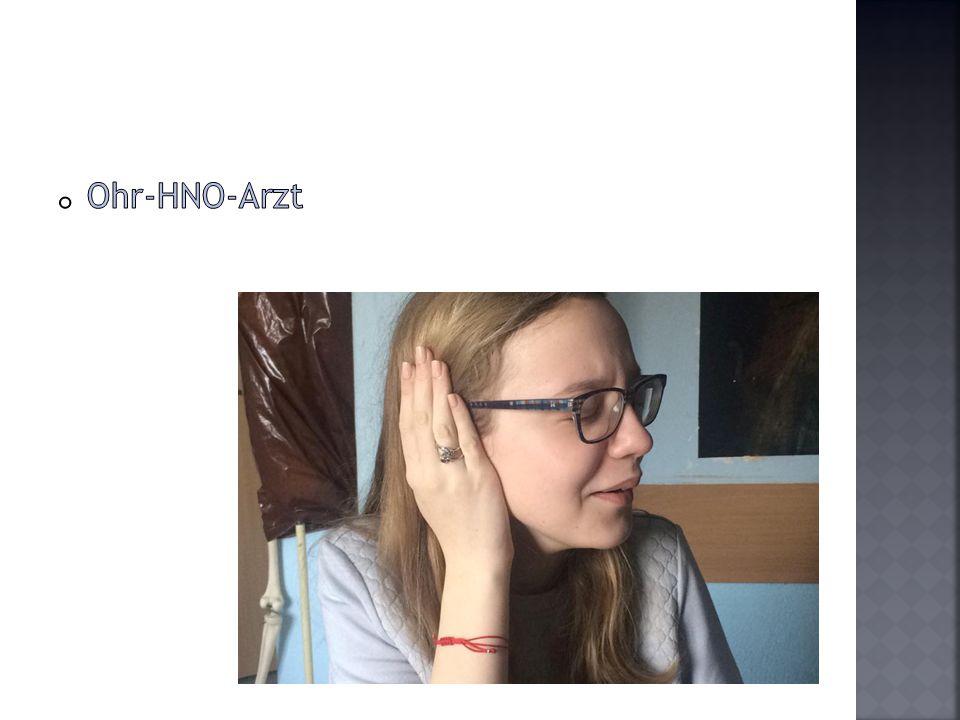 Ohr-HNO-Arzt