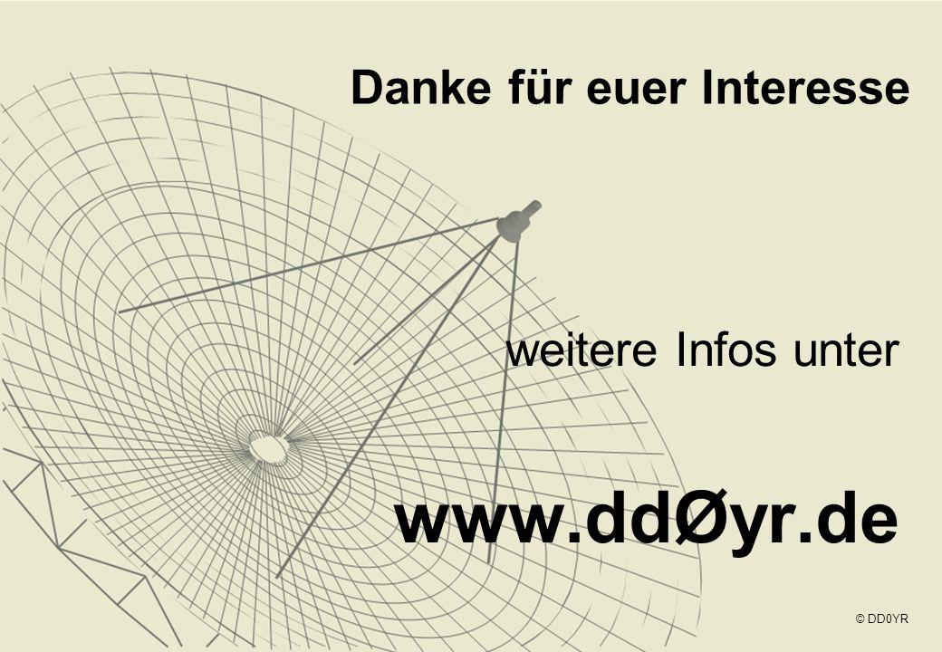 weitere Infos unter www.ddØyr.de