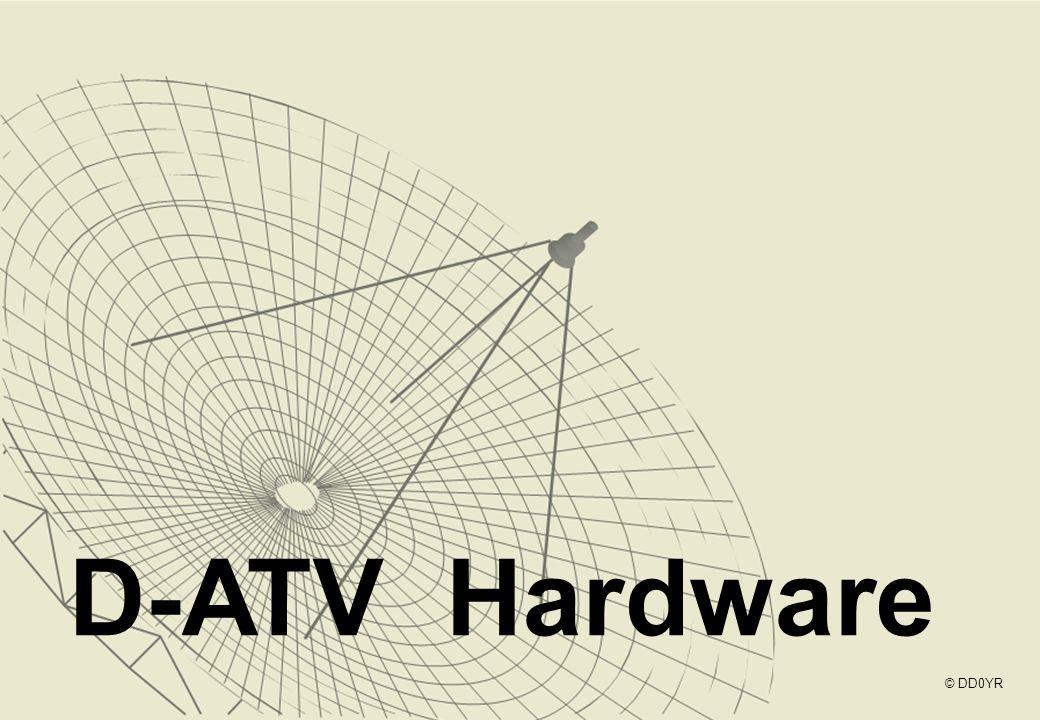 D-ATV Hardware © DD0YR