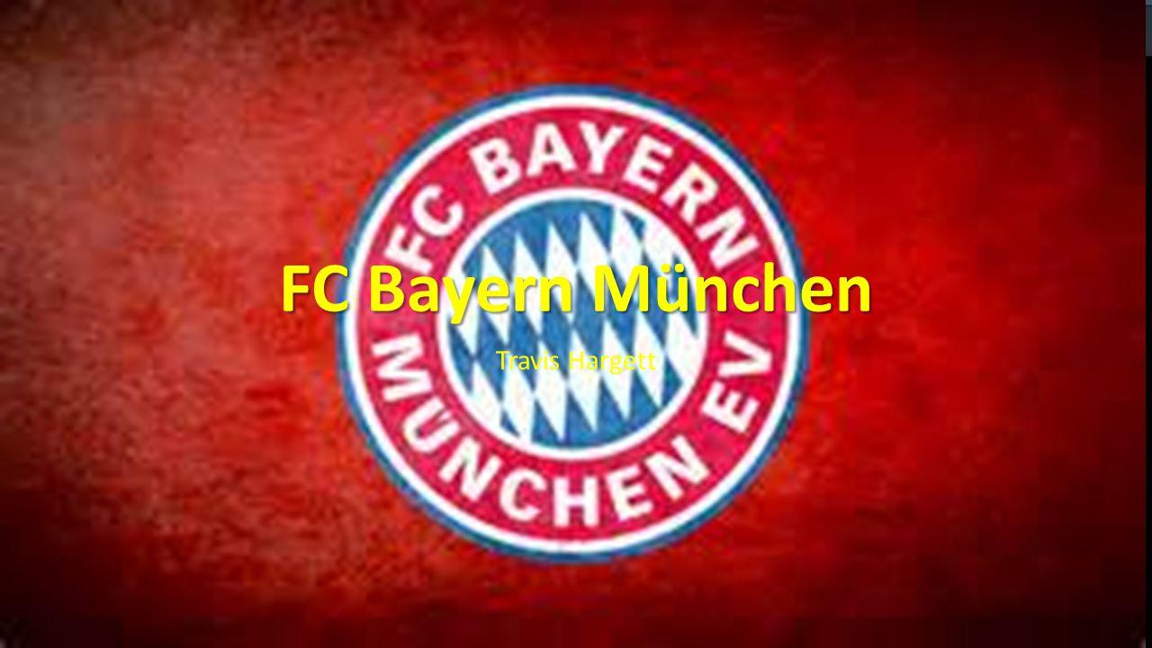FC Bayern München Travis Hargett