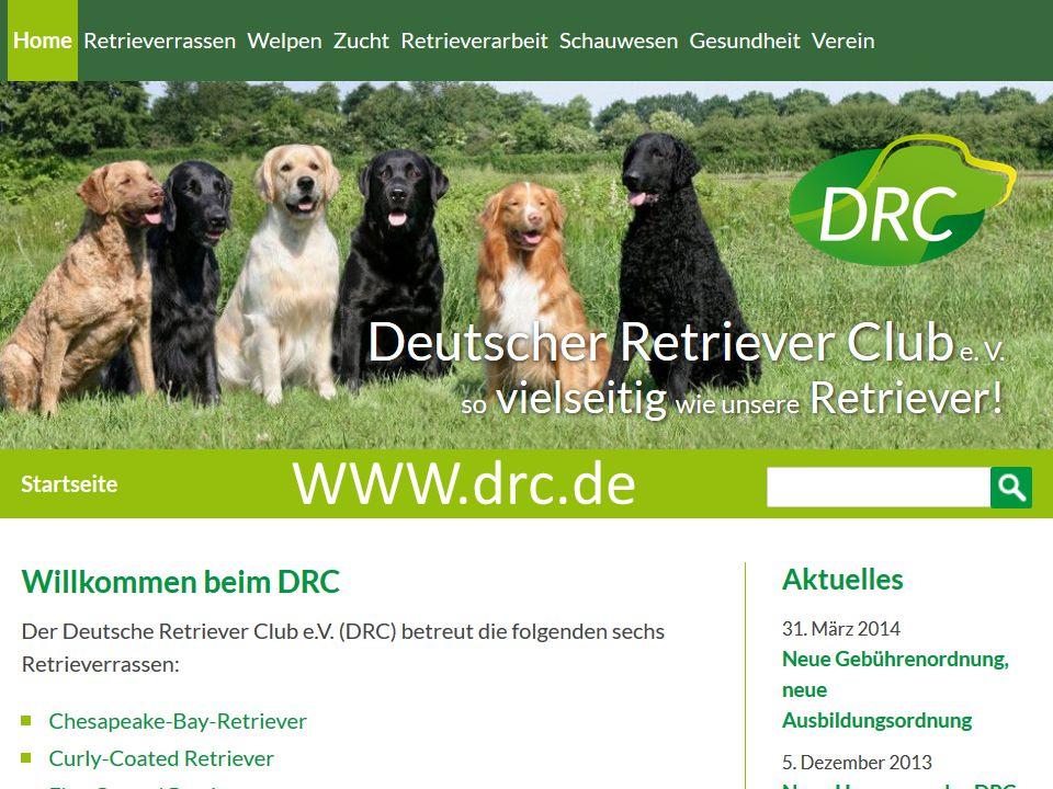 WWW.drc.de
