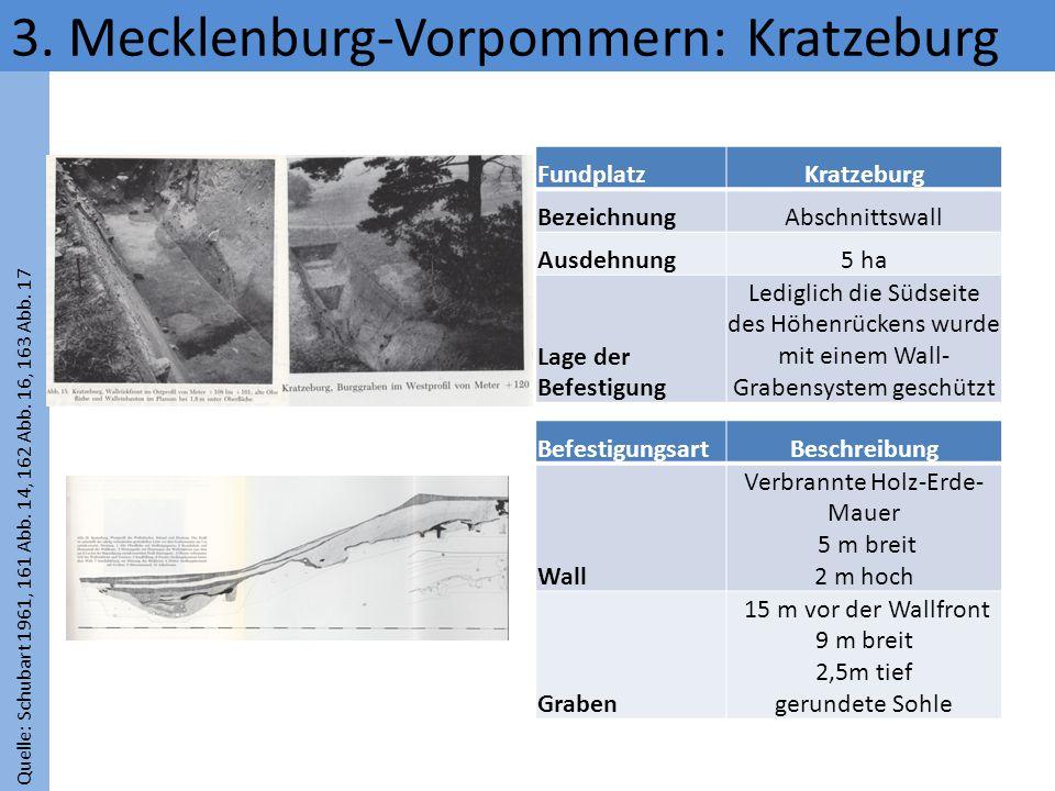 3. Mecklenburg-Vorpommern: Kratzeburg