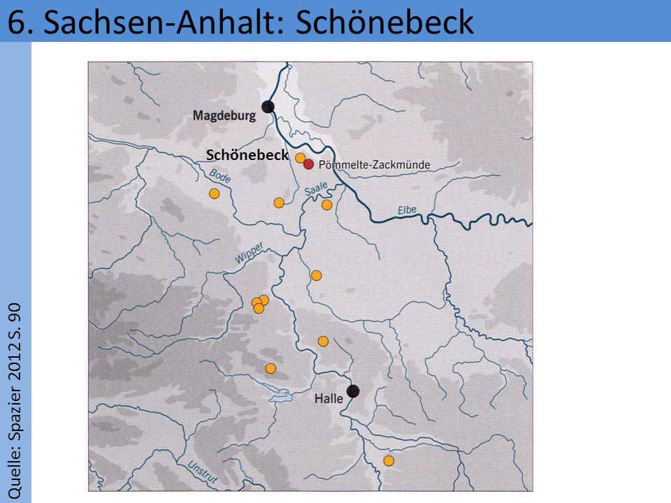 6. Sachsen-Anhalt: Schönebeck
