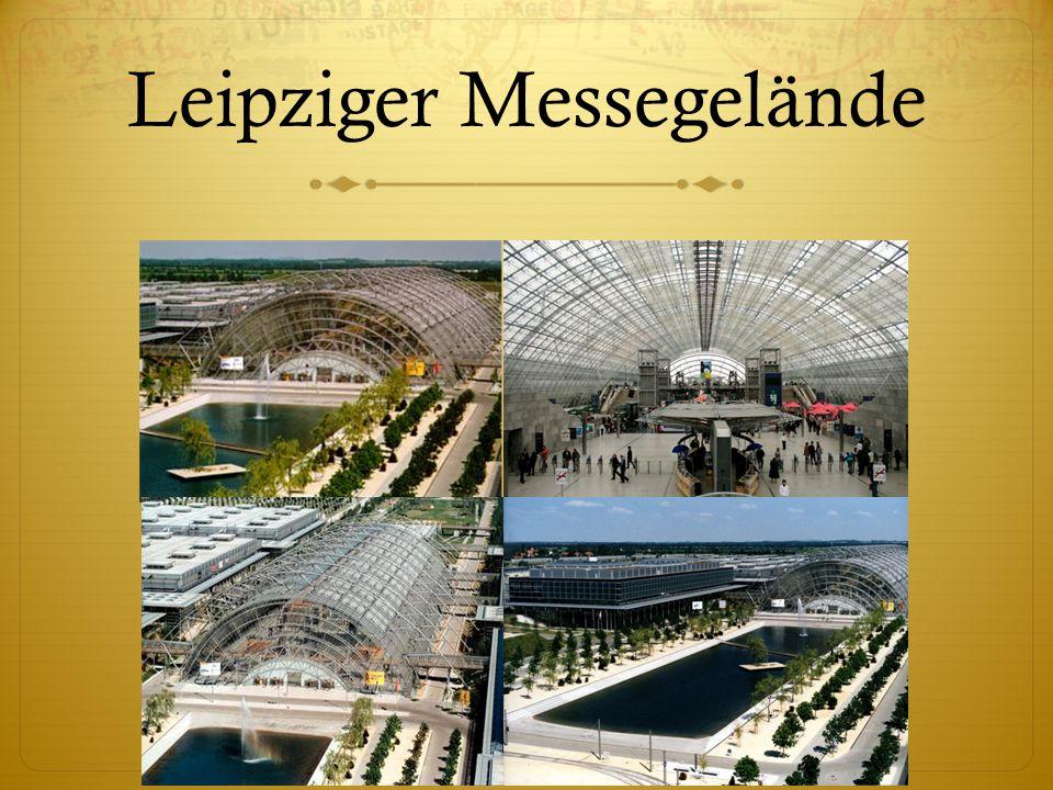 Leipziger Messegelände