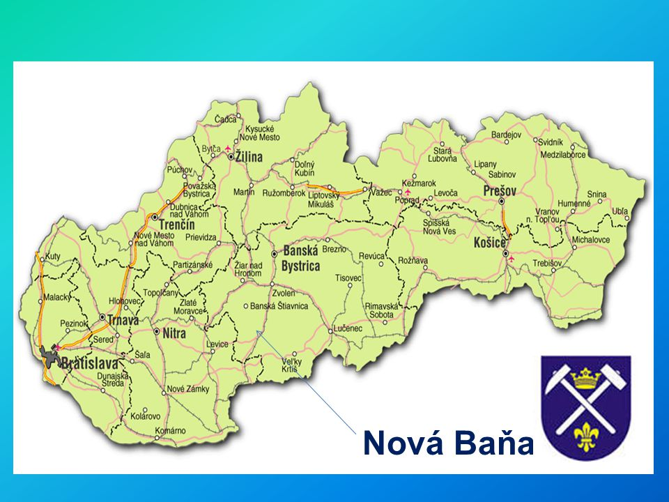 Nová Baňa