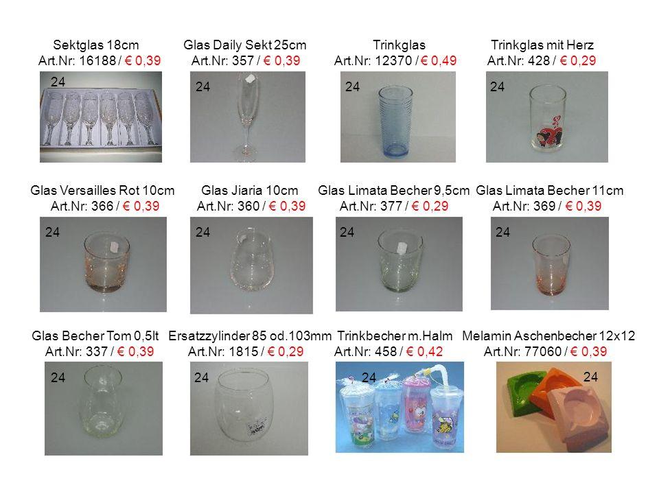 Sektglas 18cm Glas Daily Sekt 25cm Trinkglas Trinkglas mit Herz Art