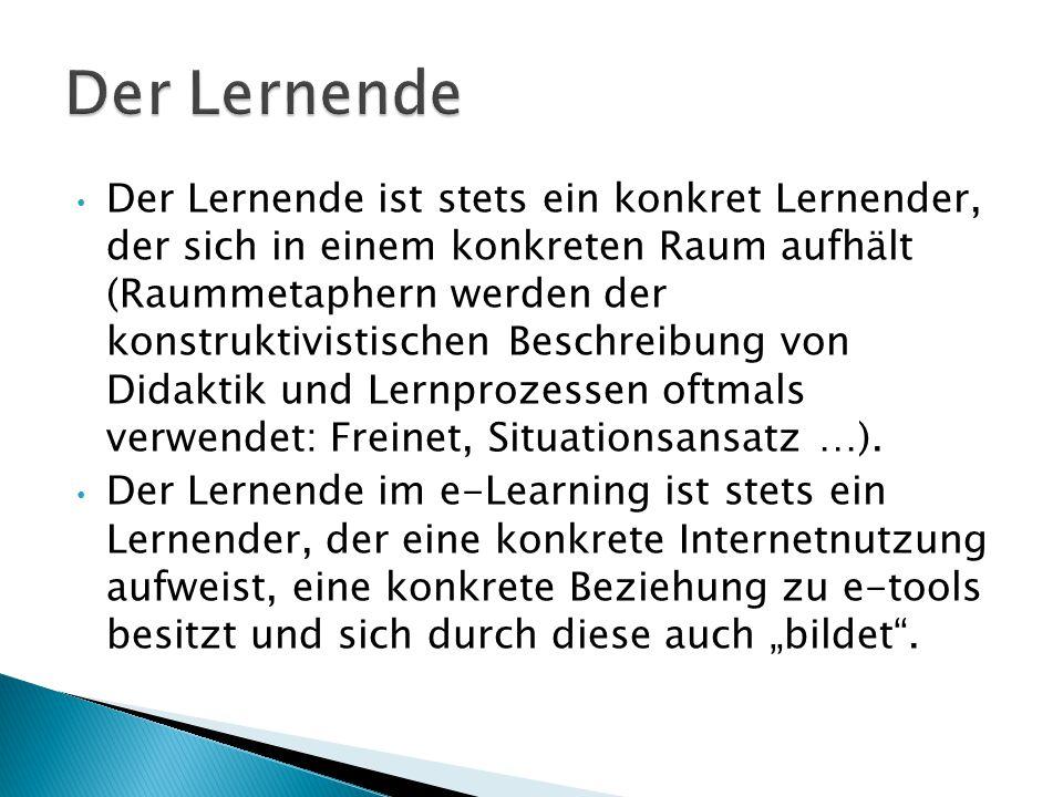 Der Lernende