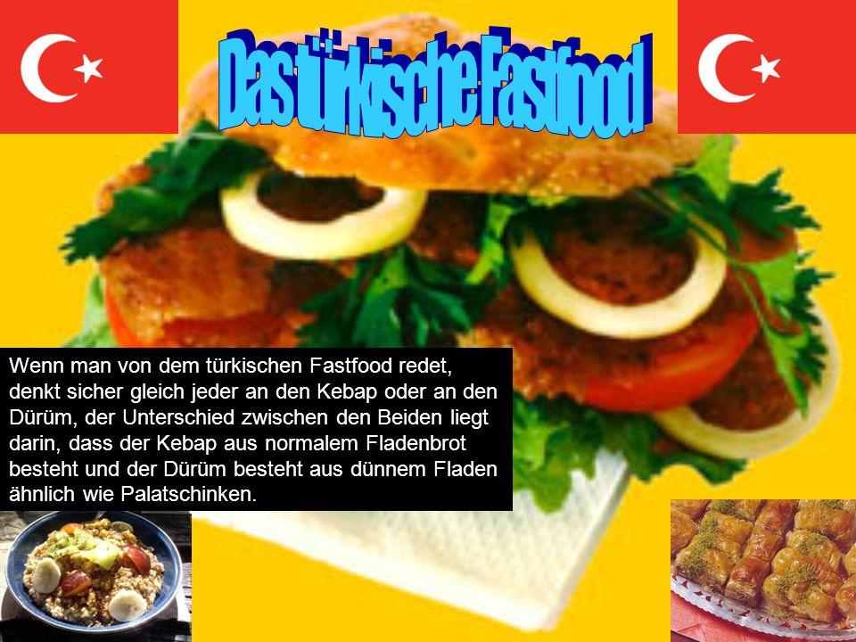 Das türkische Fastfood