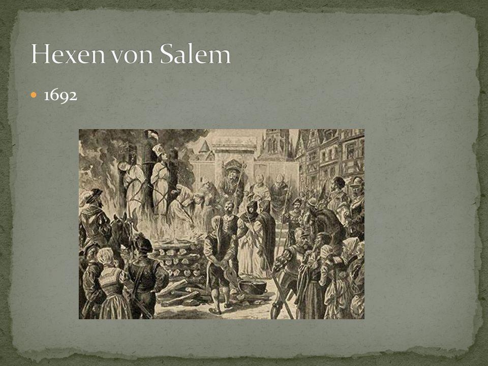 Hexen von Salem 1692