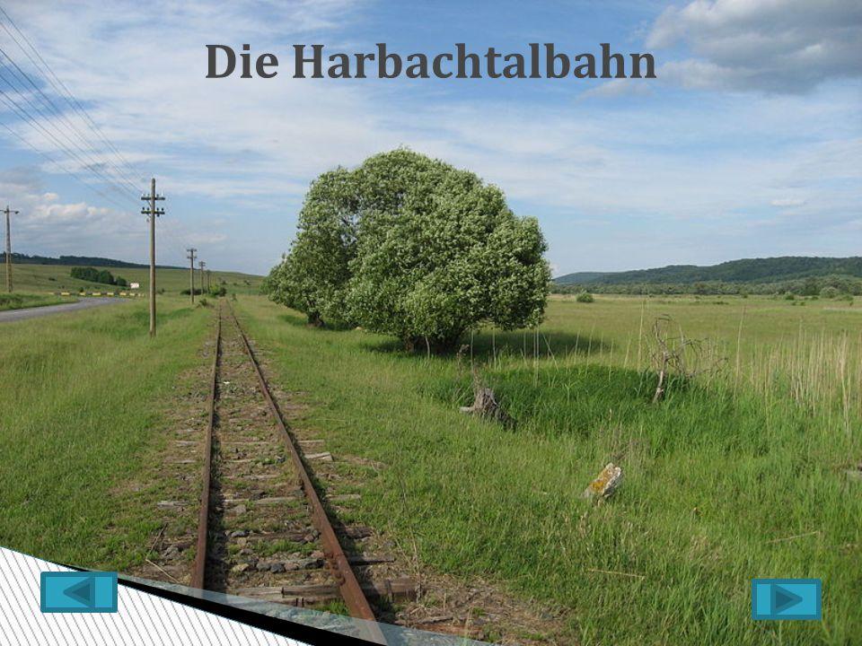 Die Harbachtalbahn