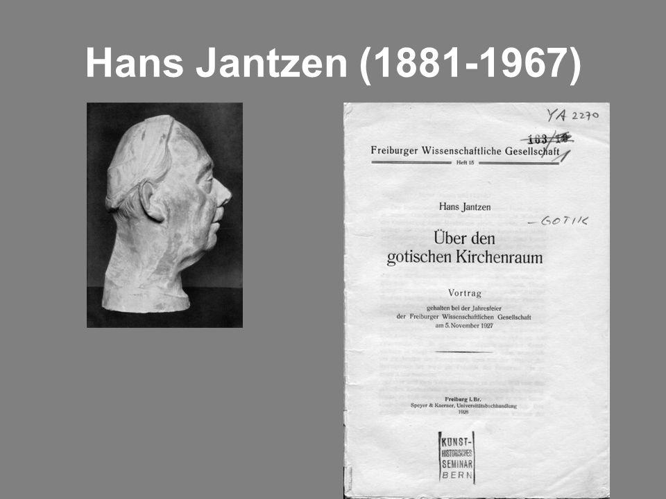 Hans Jantzen (1881-1967)