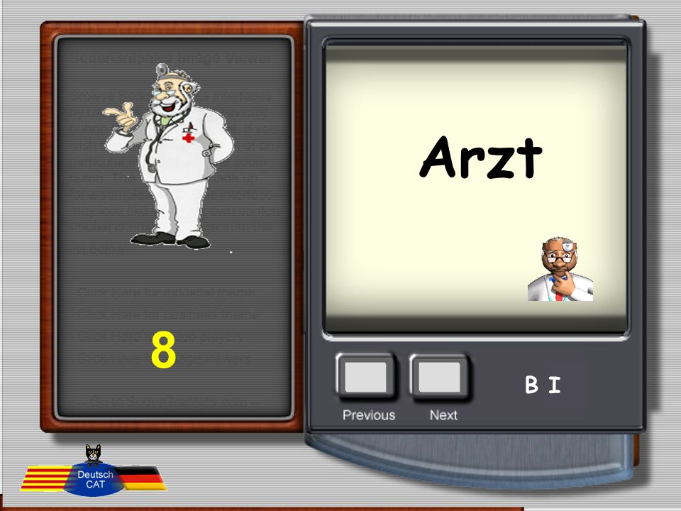 Arzt 8 B I