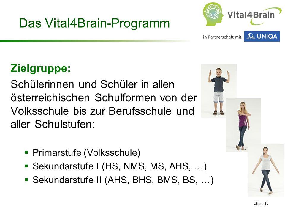 Das Vital4Brain-Programm