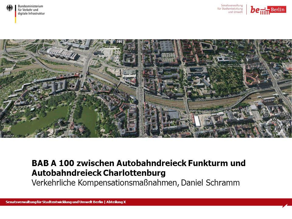 Verkehrliche Kompensationsmaßnahmen, Daniel Schramm