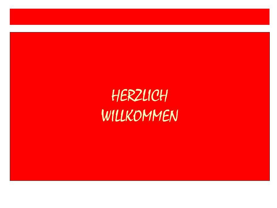 Verbundschule HERZLICH WILLKOMMEN 1