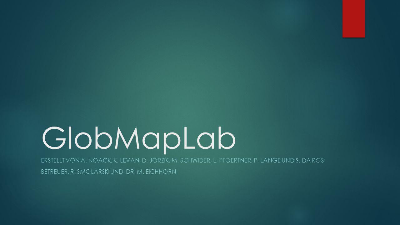 GlobMapLab