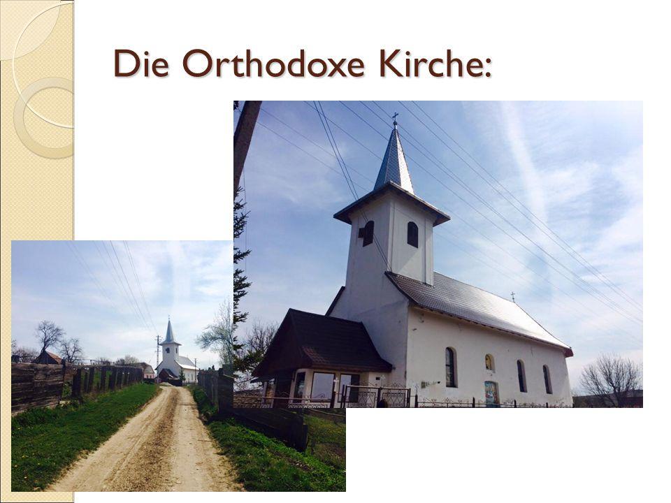 Die Orthodoxe Kirche: