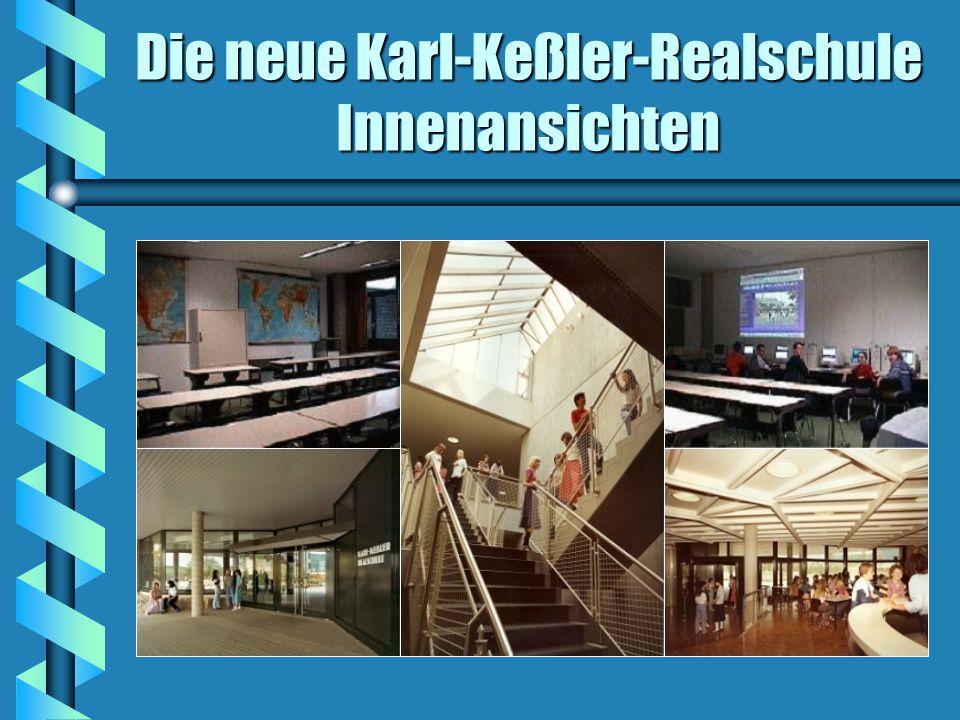 Die neue Karl-Keßler-Realschule Innenansichten