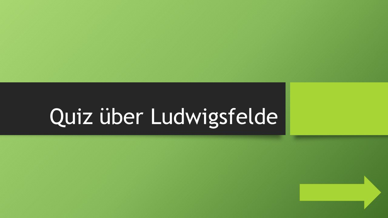 Quiz über Ludwigsfelde