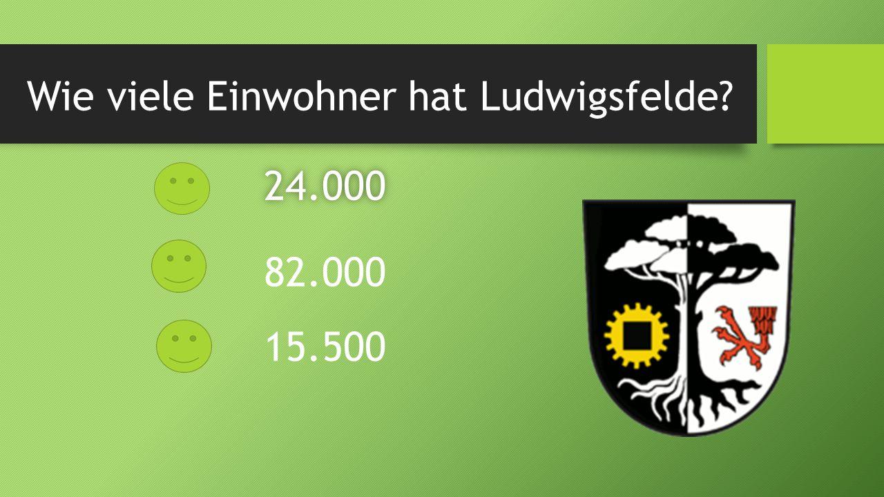 Wie viele Einwohner hat Ludwigsfelde