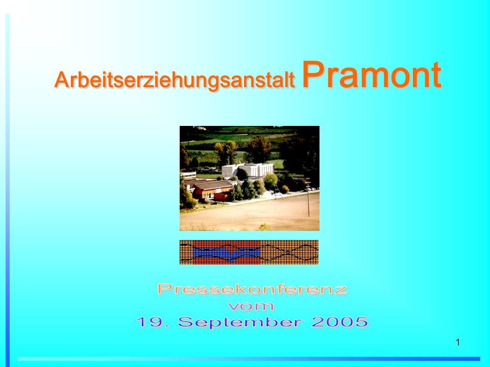 Arbeitserziehungsanstalt Pramont