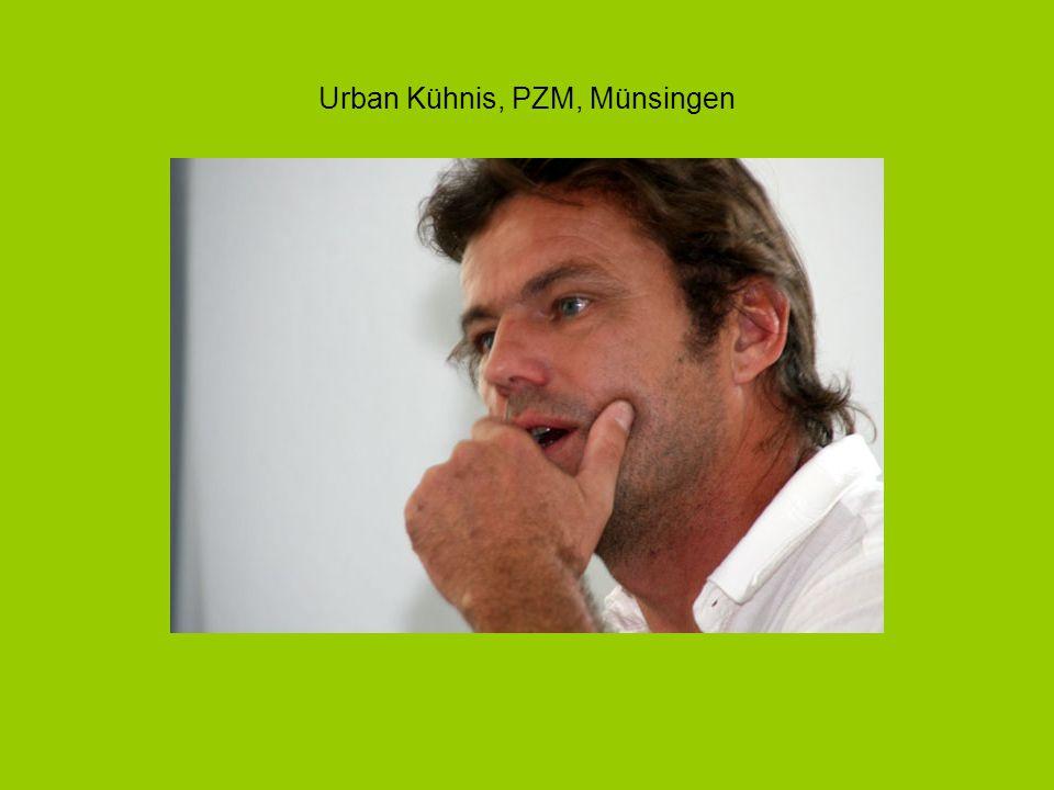 Urban Kühnis, PZM, Münsingen
