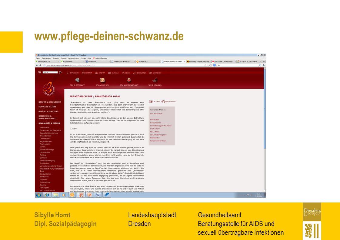 www.pflege-deinen-schwanz.de