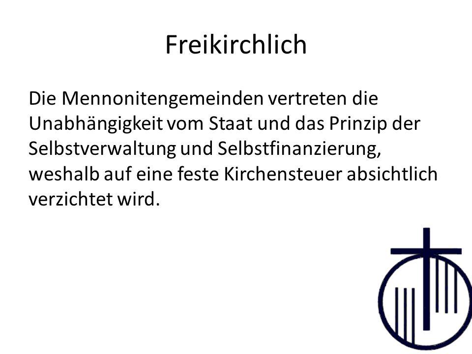 Freikirchlich