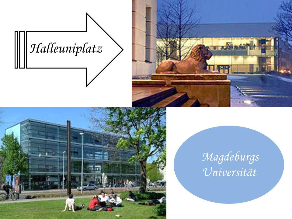 Magdeburgs Universität