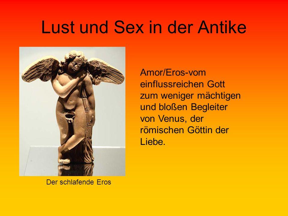 Lust und Sex in der Antike