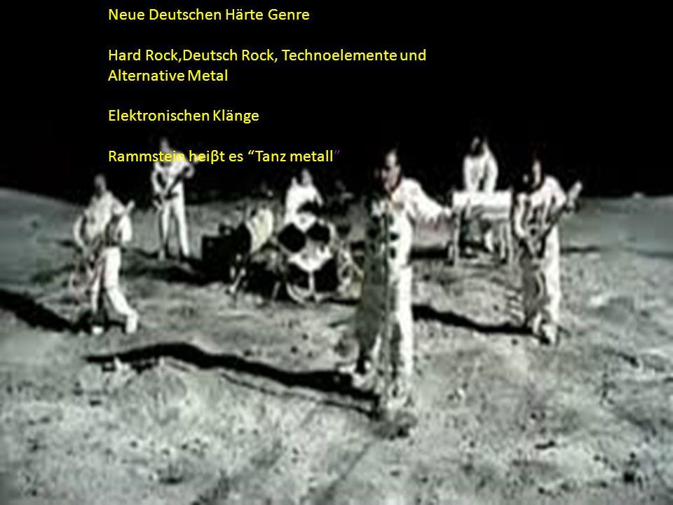 Neue Deutschen Härte Genre
