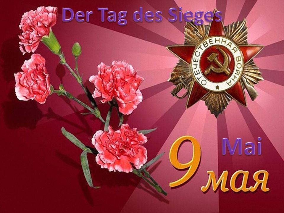 Der Tag des Sieges Mai