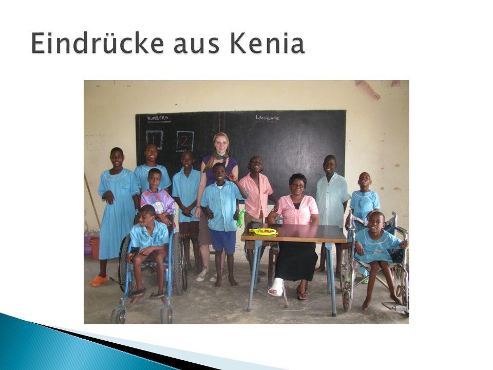 Eindrücke aus Kenia