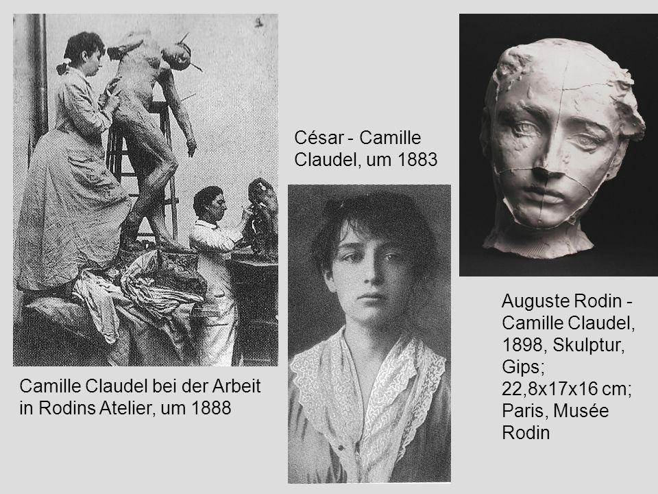 César - Camille Claudel, um 1883