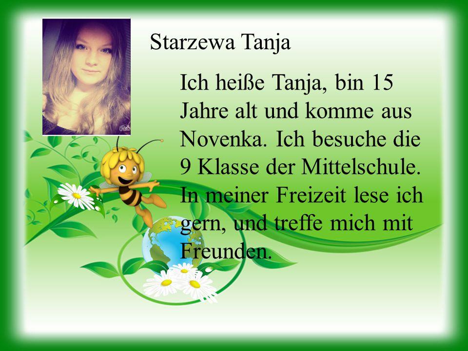 Starzewa Tanja