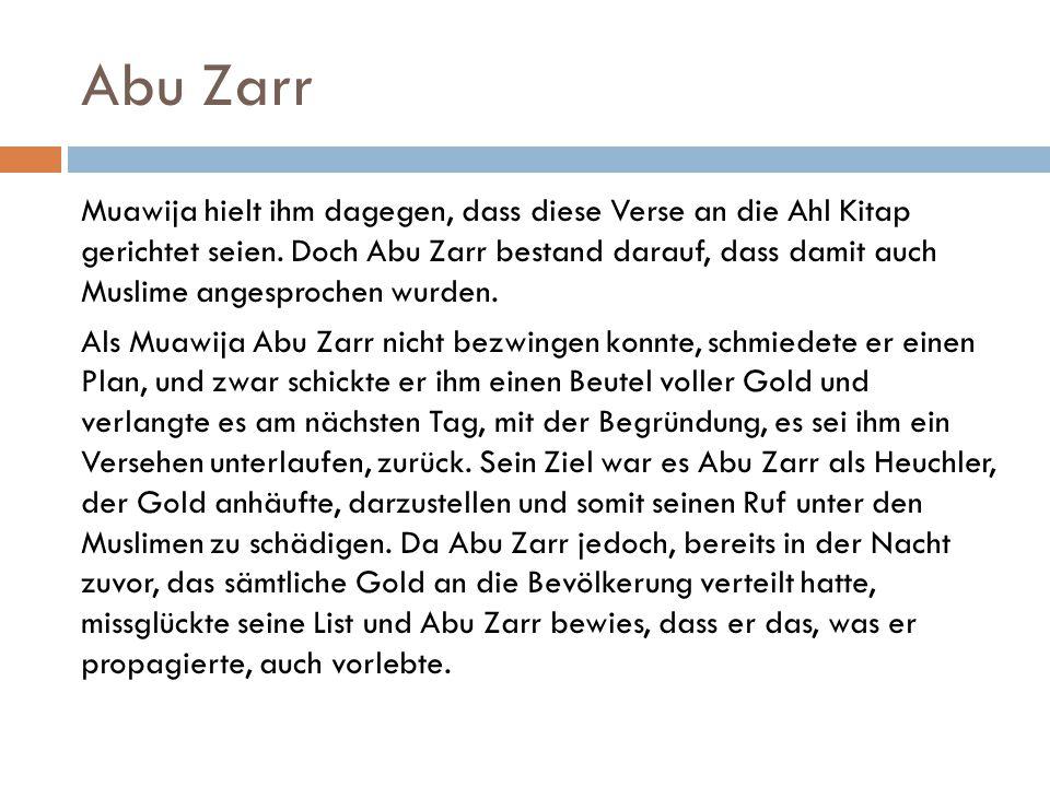 Abu Zarr