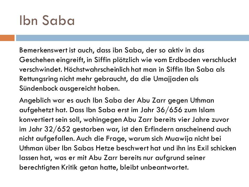 Ibn Saba